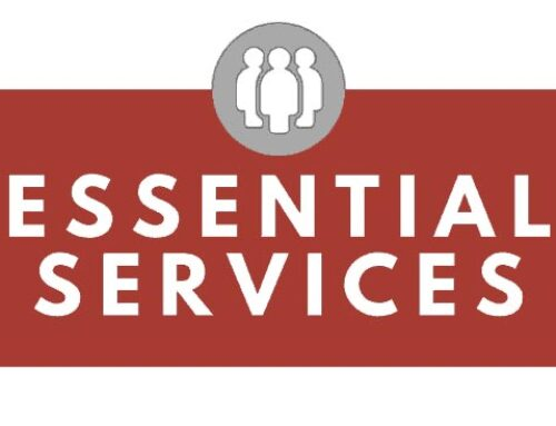 We are Essential and Here to Help!