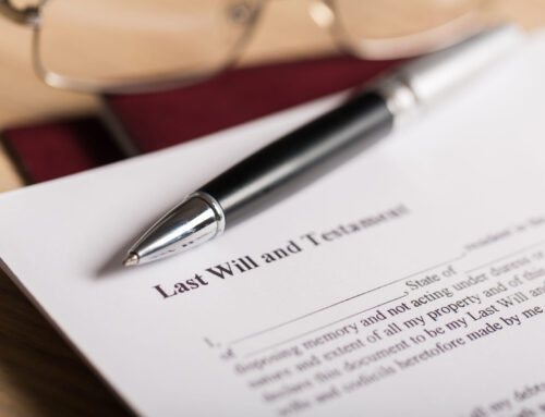 5 Important Points to Consider When Revisiting Your Will